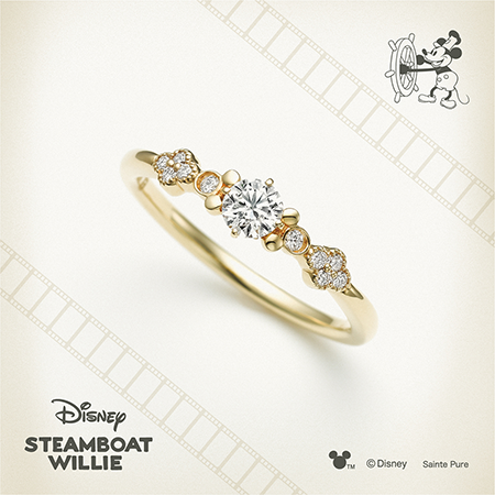 Disney Bridal Collection -STEAMBOAT WILLIE-