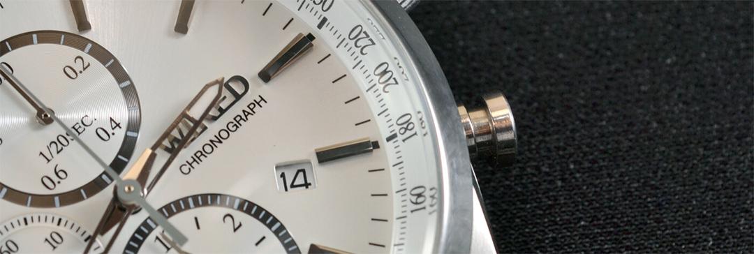 時計について